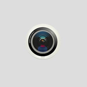 Camera Lens Mini Button
