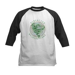 Whirled Peas Kids Baseball Jersey