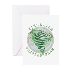 Whirled Peas Greeting Cards (Pk of 10)