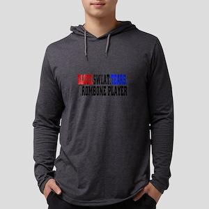 trombone22 Mens Hooded Shirt