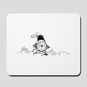 Scare crow Mousepad