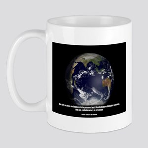 Teilhard - Collaborators in Creation Mug