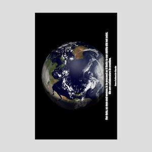 Teilhard - Collaborators in Creation Mini Poster P