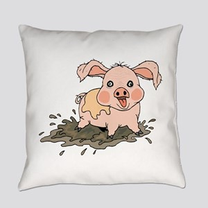 Piglet Everyday Pillow