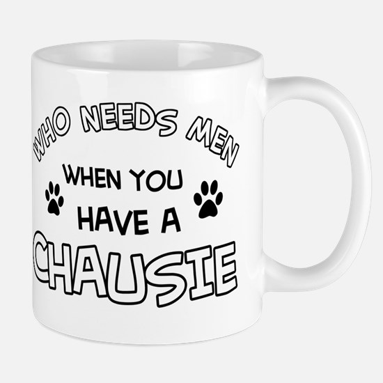 Chausie Cat Designs Mug