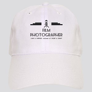 Film Photographer Baseball Cap