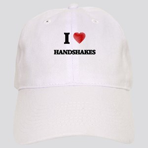 I love Handshakes Cap