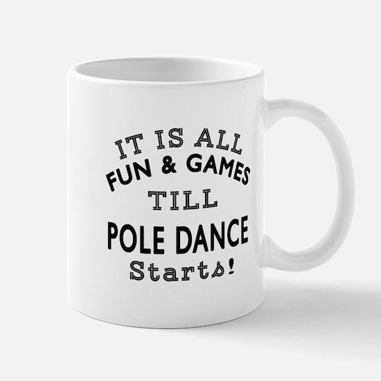 Pole dancing Dance Designs Mug