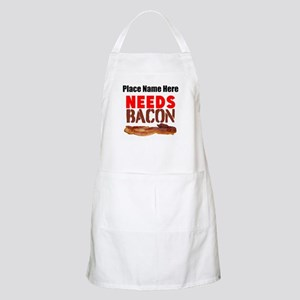 Needs Bacon Apron