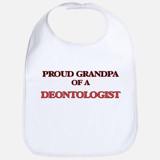 Proud Grandpa of a Deontologist Bib