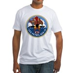 USS Petrel (ASR 14) Fitted T-Shirt
