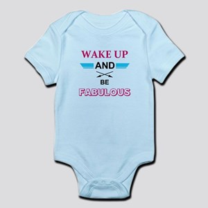 Wake Up And Be Fabulous Body Suit