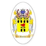 Rosita Sticker (Oval 50 pk)
