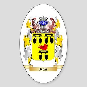 Rosi Sticker (Oval)