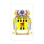 Rosetti Sticker (Rectangle)