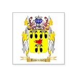 Rosenzweig Square Sticker 3