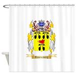 Rosenzweig Shower Curtain