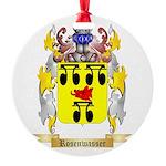 Rosenwasser Round Ornament