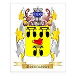 Rosenwasser Small Poster