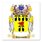 Rosenwald Square Car Magnet 3