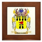Rosenvasser Framed Tile