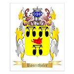 Rosentholer Small Poster