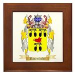 Rosentholer Framed Tile