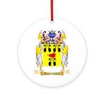 Rosentholer Round Ornament
