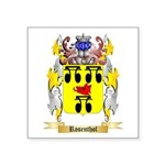 Rosenthol Square Sticker 3