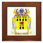 Rosenthol Framed Tile