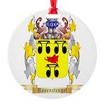Rosenstengel Round Ornament