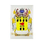 Rosenstengel Rectangle Magnet (100 pack)