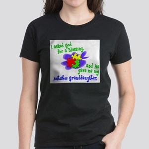 Blessing 2 (Autistic Granddaughter) T-Shirt
