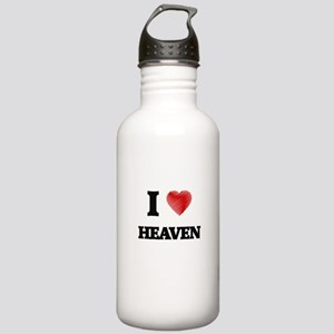 I love Heaven Stainless Water Bottle 1.0L