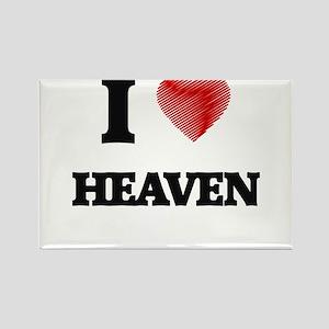 I love Heaven Magnets