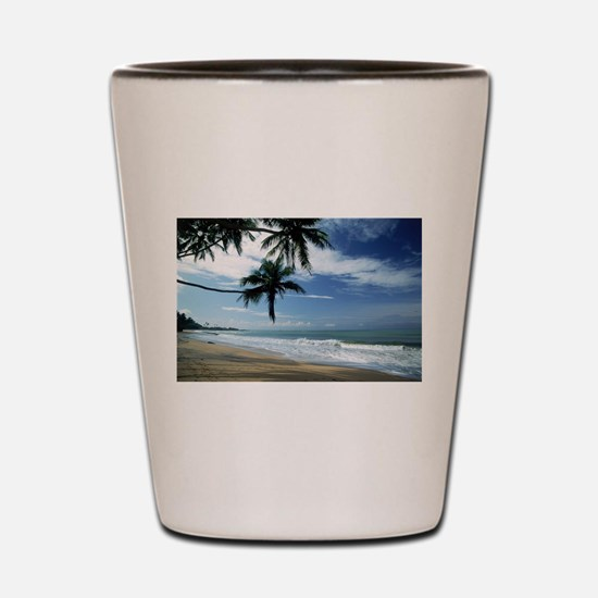 Unique Bahamas Shot Glass