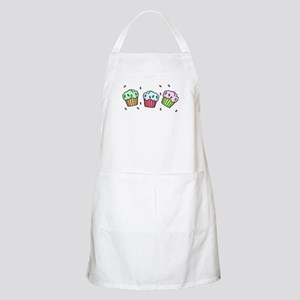 Three Cupcakes Apron