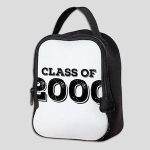 Class of 2000 Neoprene Lunch Bag