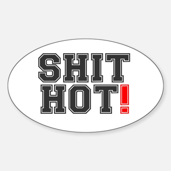 SHIT HOT! Decal