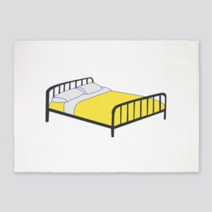 Rfc double bed 5'x7'Area Rug