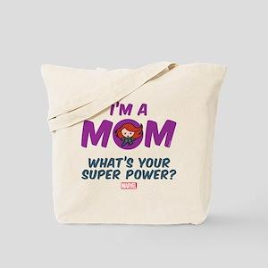 Marvel Mom Black Widow Tote Bag