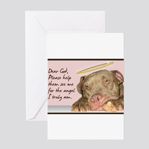 True Angel Greeting Cards