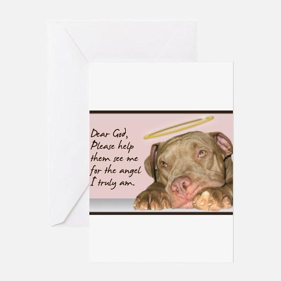True Angel Greeting Cards