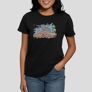 Zentangle Octopus T-Shirt