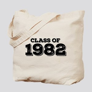 Class of 1982 Tote Bag