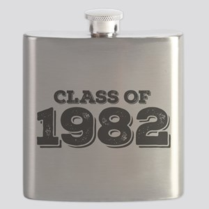 Class of 1982 Flask