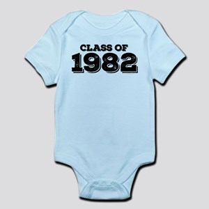 Class of 1982 Body Suit
