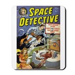Space Detective 1 Mousepad