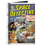 Space Detective 1 Crime Scene NoteBook
