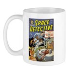 Space Detective 1 Mug
